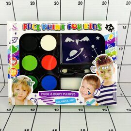 Аквагрим Face paint for kids J-4011
