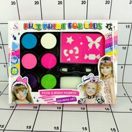Аквагрим Face paint for kids J-4012
