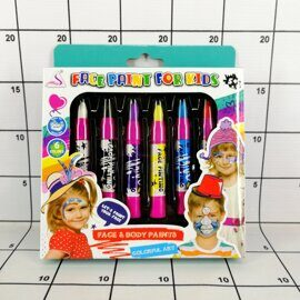 Аквагрим Face paint for kids J-4007